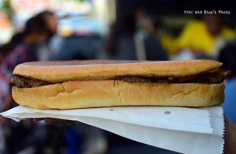台中古巴三明治快餐車推薦11