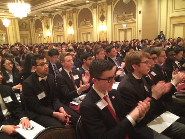 SJMUN in Chicago