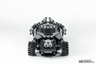 REVIEW LEGO 76045 DC Comics Batman Kryptonite Interception 26