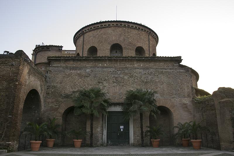Santa Costanza Rome