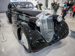Rolls-Royce Phantom I Aerodynamic Coupé by Jonckheere (S000494)