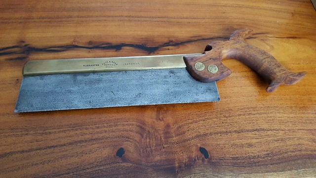 Kaye and sons dovetail saw