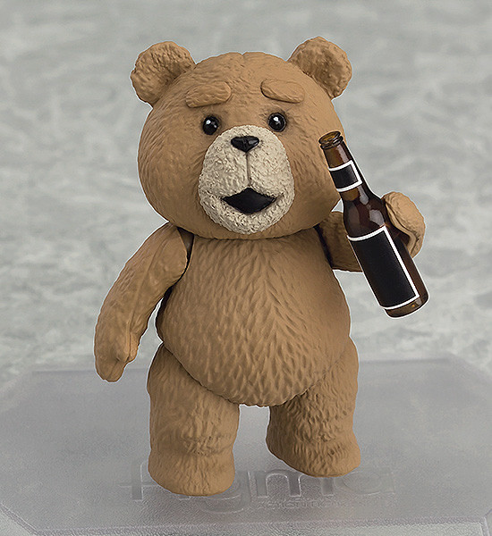 史上最賤、最白爛的泰迪熊登場!figma 熊麻吉 TED