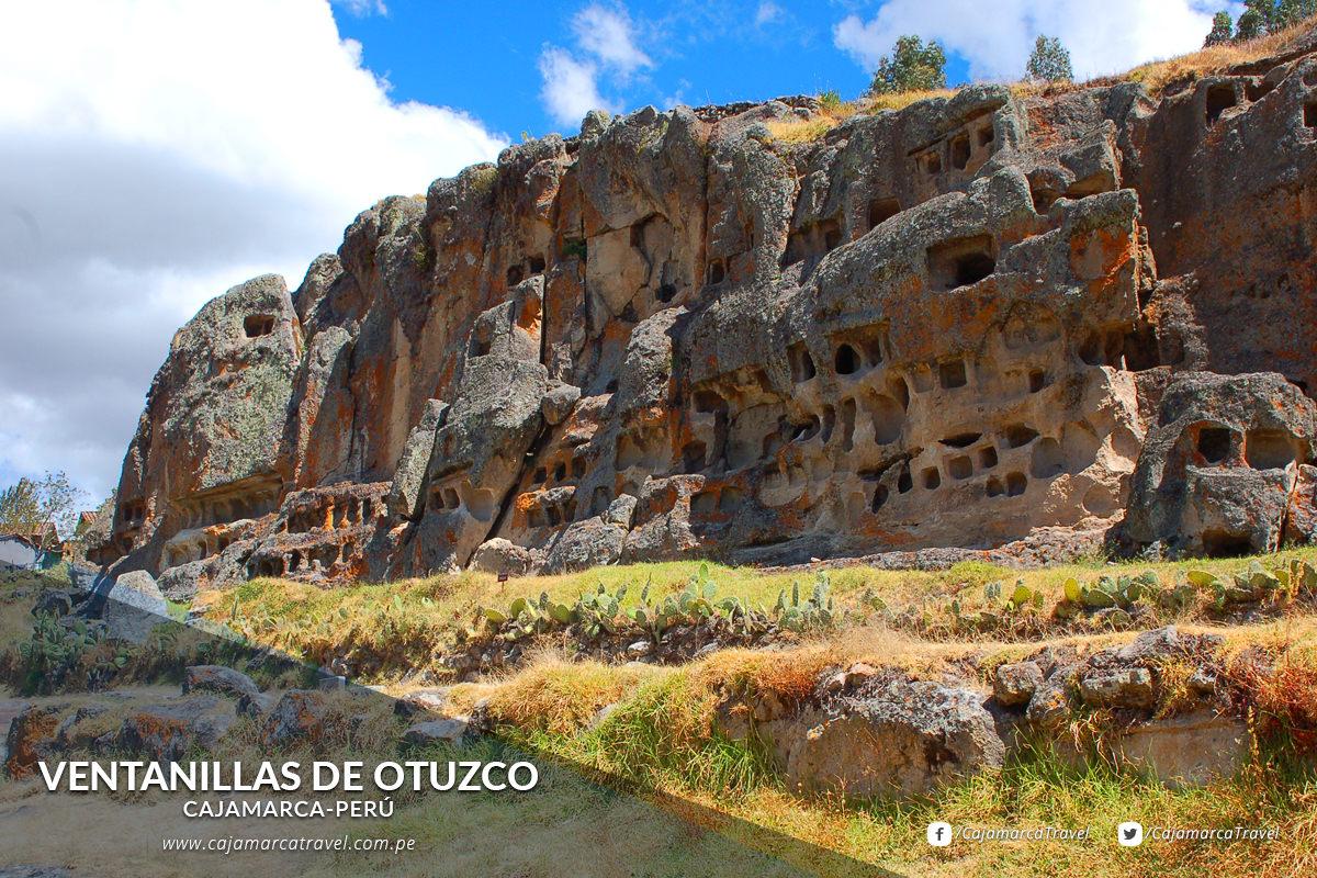 Conocida arqueológicamente como necrópolis de Otuzco.
