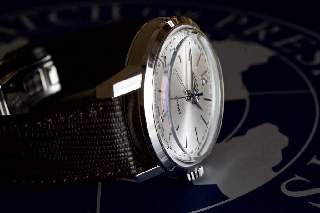 vulcain - [Revue] Vulcain 50s President' watch cricket 39mm ref : 100153.295L 25493945591_1e658b83d3_b