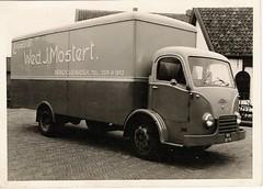 """NV-81-19 Albion Claymore 1955 """"Expeditie J. Mostert Bergschenhoek"""""""