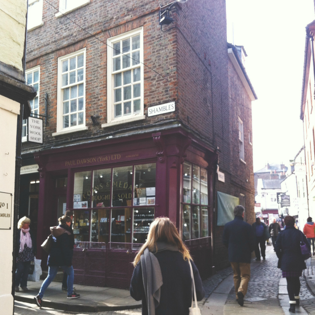 the shambles york vivatramp uk lifestyle blog
