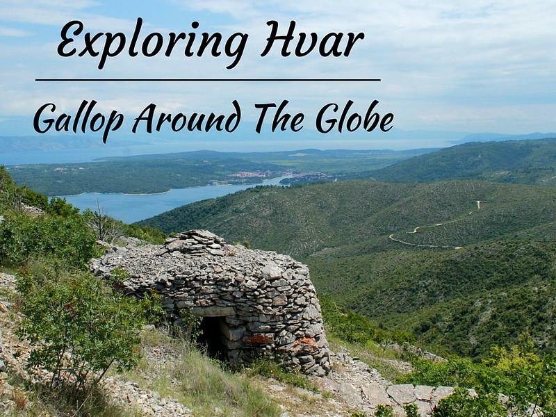 Exploring Hvar
