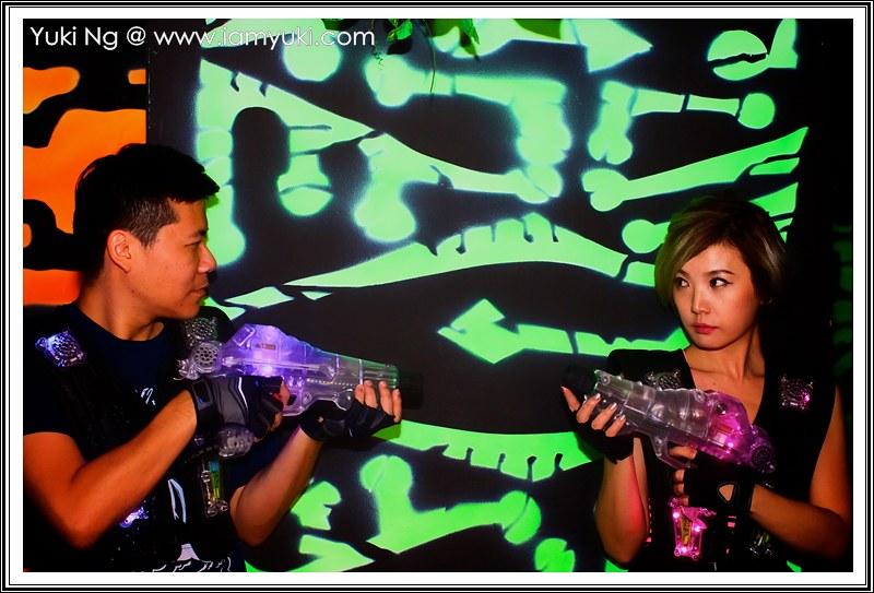 Laser Battle JB Yuki Ng06