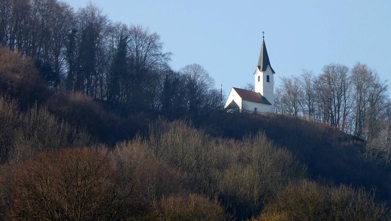 Brezice Hiking Trail, SLOVENIA, March 2016