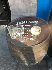 Jameson Barrel - Dublin