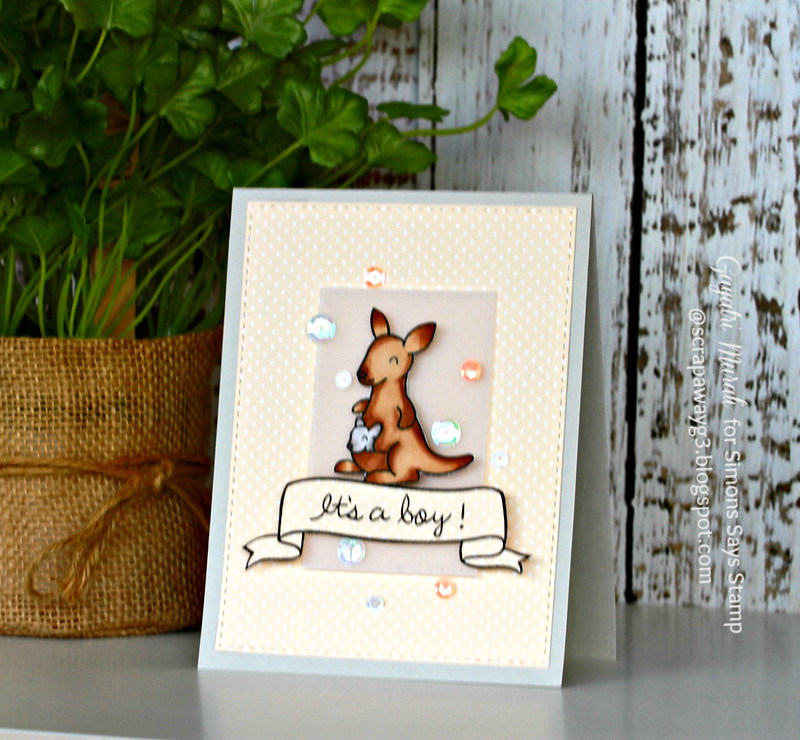 It's a boy card #1