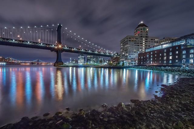 Brooklyn Long exposure