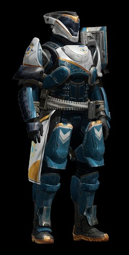 Destiny PlayStation-Exclusive Titan Armor: Jovian Guard