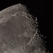 Southern Area Of The Moon On March 30, 2016 by Odonata457
