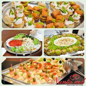 Oferta speciala de la Casa Vinului > Servicii de catering de la Casa Vinului!