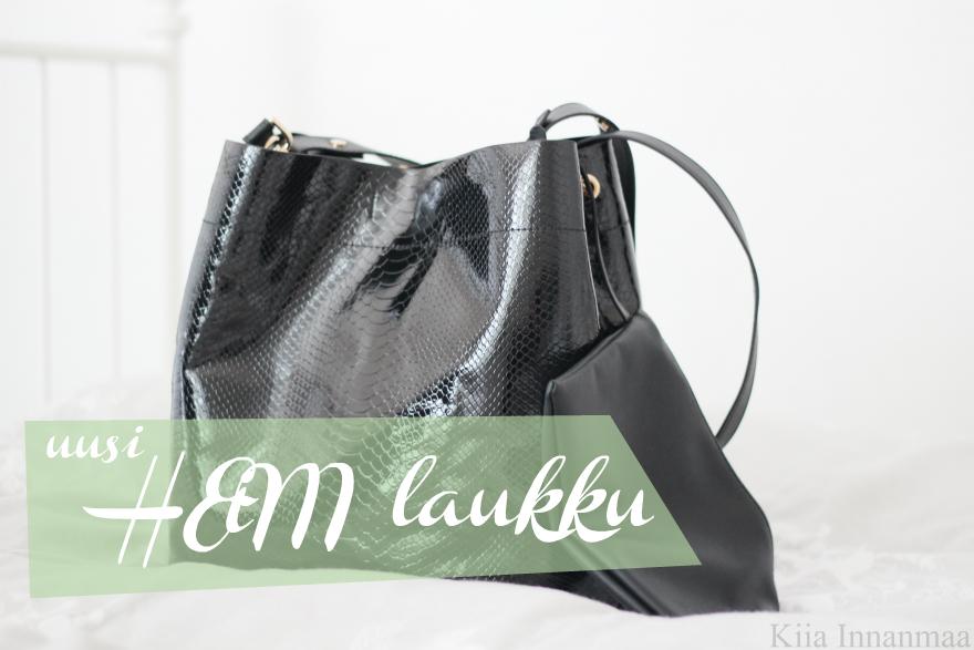 H&M laukku