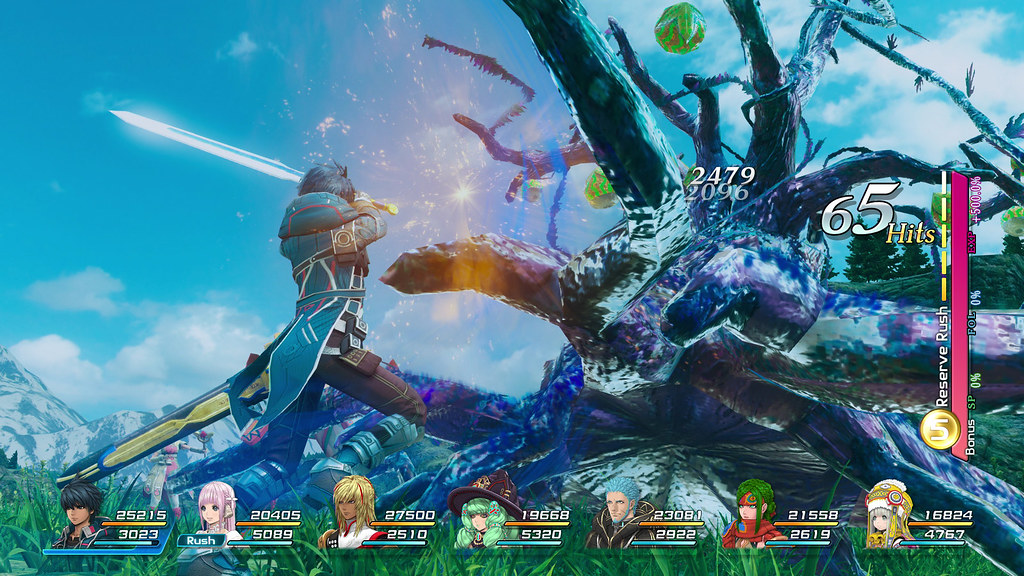 Star Ocean: Integrity and Faithlessness on PS4