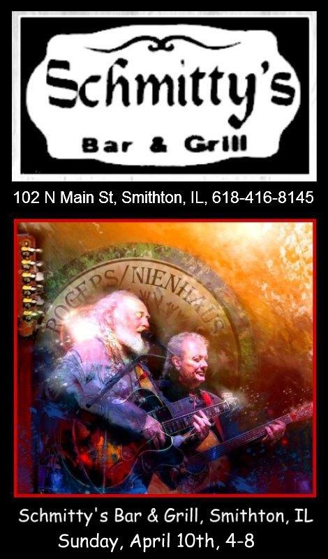 Schmitty's Bar & Grill 4-10-16