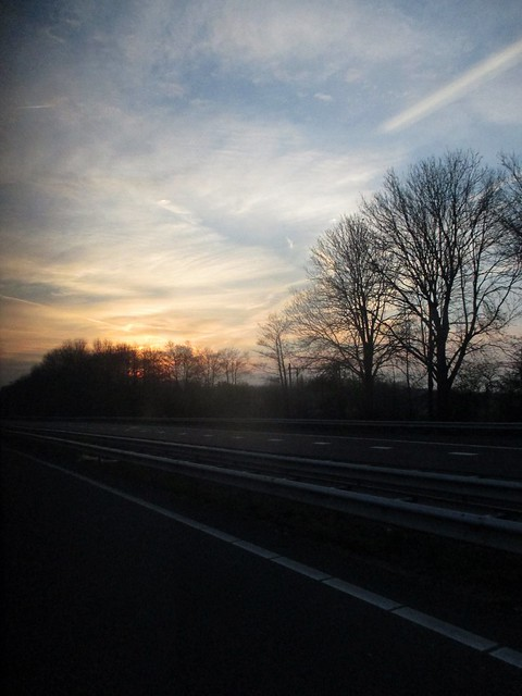 the road back to Amsterdam