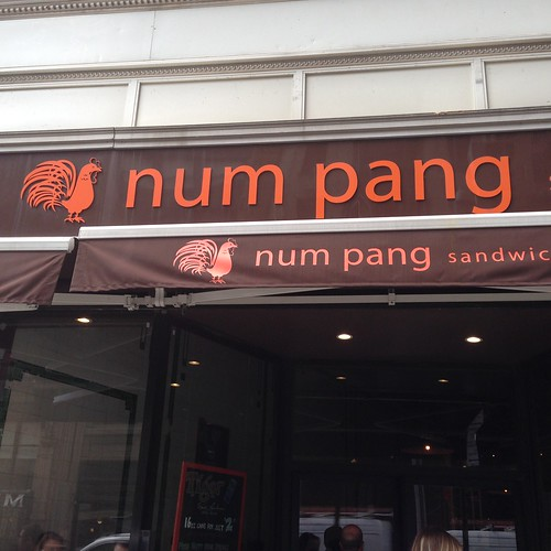 Num Pang, NYC aug2016. Nueva York