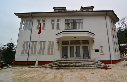 Atatürk Köşkü - Termal