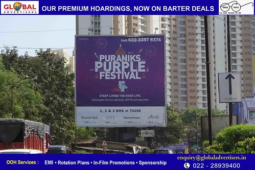 Outdoor Advertising Agency  in Marine Drive - Global Advertisers