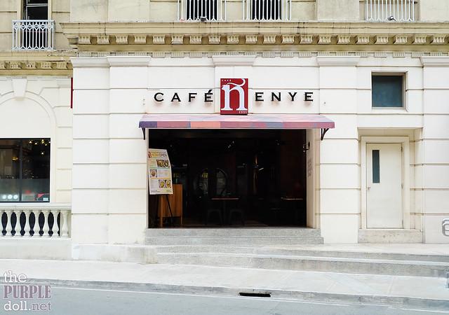 Cafe Enye Eastwood
