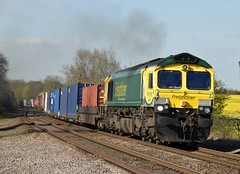 European Class 66's