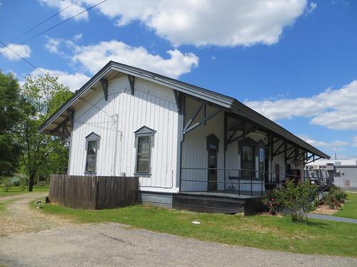 ACL Train Depot New Brockton AL