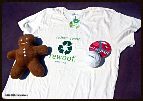 We Heart #PlanetDog and all that they do! #EarthDay #LapdogCreations @LapdogCreations
