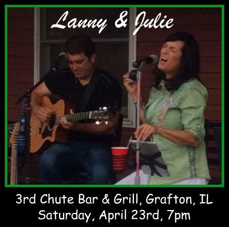Lanny & Julie 4-23-16