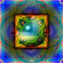 infographie - 27 fractal