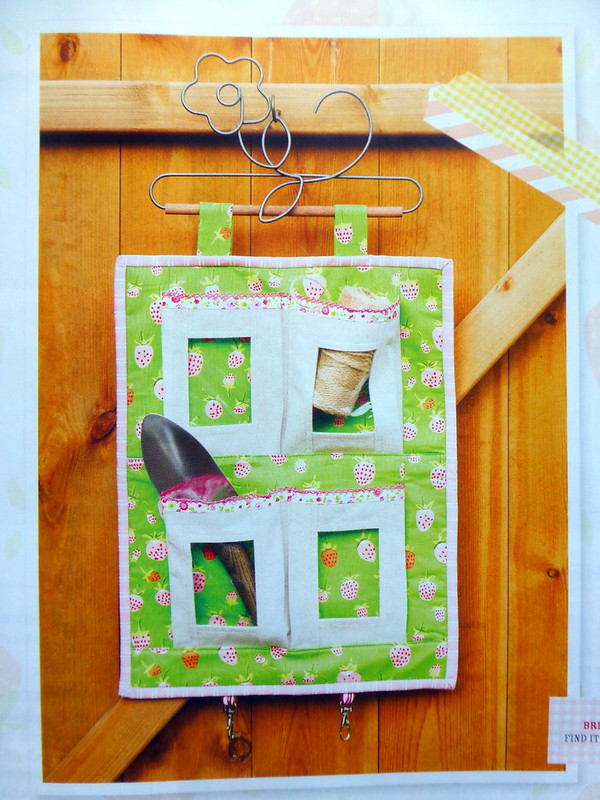 Garden Shed Tidy (Pretty Patches May16)
