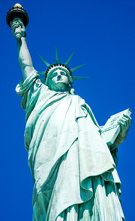 Image of  Statue of Liberty  near  City of Jersey City. gustaveeiffel statueoflibertyny frédéricaugustebartholdi roncogswell statueoflibertylibertyislandnewyorkharborny frenchsculptorfrédéricaugustebartholdi frenchbuildergustaveeiffel