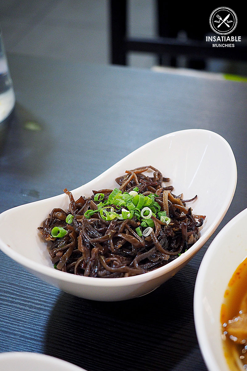 Vinegared Fungus, $4.80: Granny's Noodle, Burwood. Sydney Food Blog Review