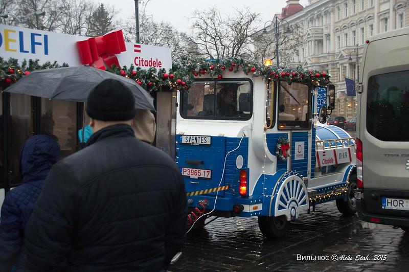 Вильнюс на Рождество 011
