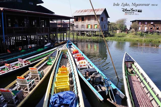 Myanmar, Inle Lake 07