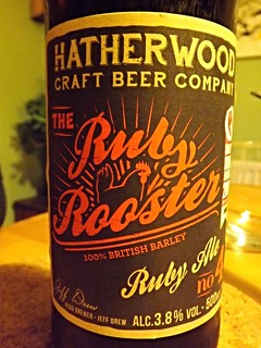 Hatherwood (Lidl), The Ruby Rooster no4, England