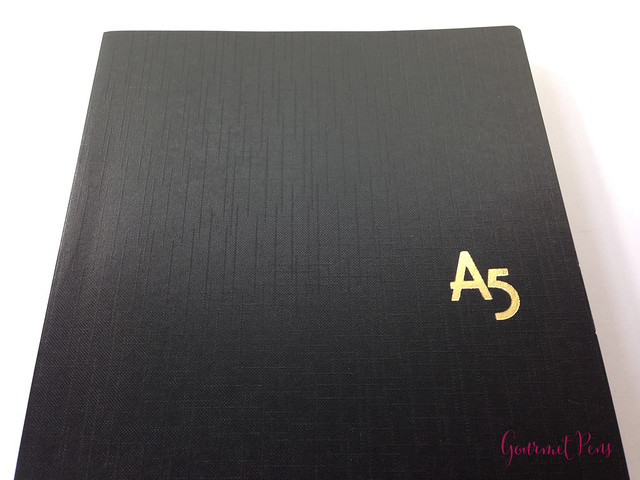 Review The-Paper-Cuts A5 Tomoe River Notebook (11)