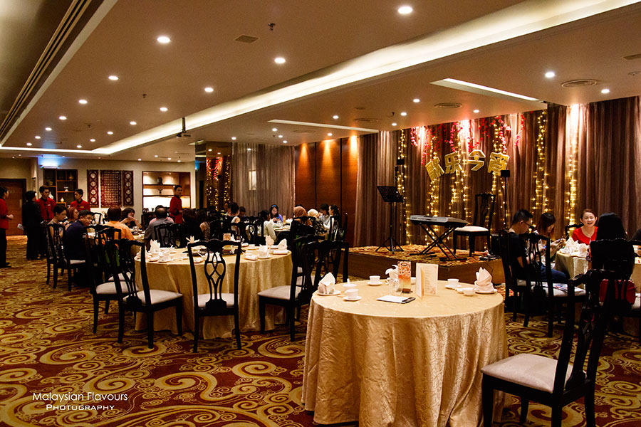 Eastin Hotel KL Ee Chinese Cuisine Restaurant CNY Menu