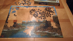 Puzzle Progress - February 10th