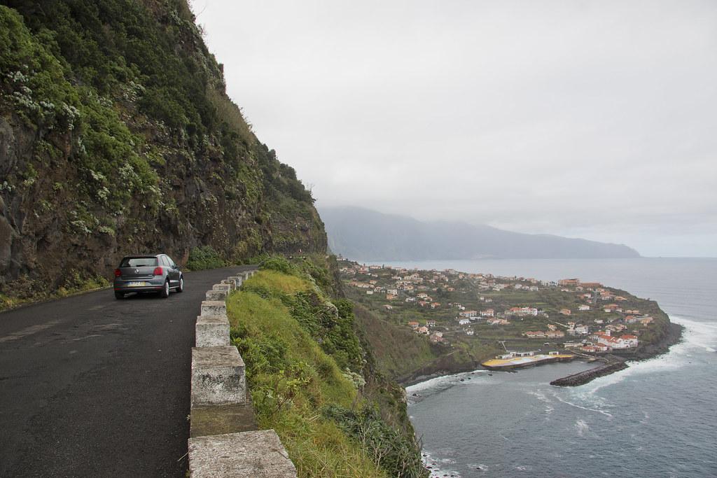 Ponta Delgada - Madeira island