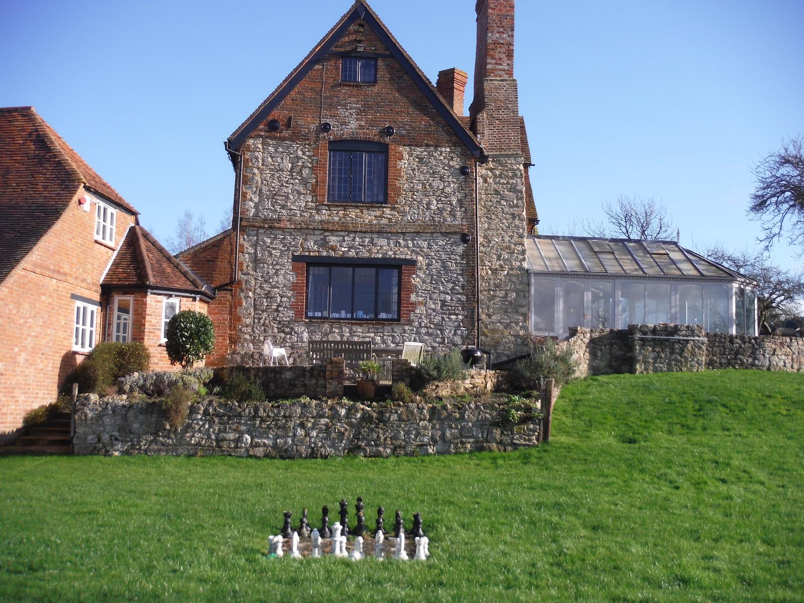 House in Lower Pollicott SWC Walk 191a Haddenham Circular (w/o Brill)