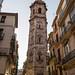 Torre de la iglesia de Santa Catalina, Valencia