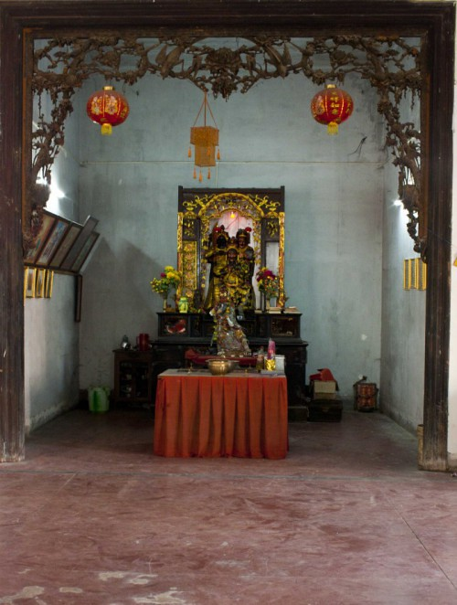 Toong on Chinese Church in Tiretta Bazar, Kolkata, India