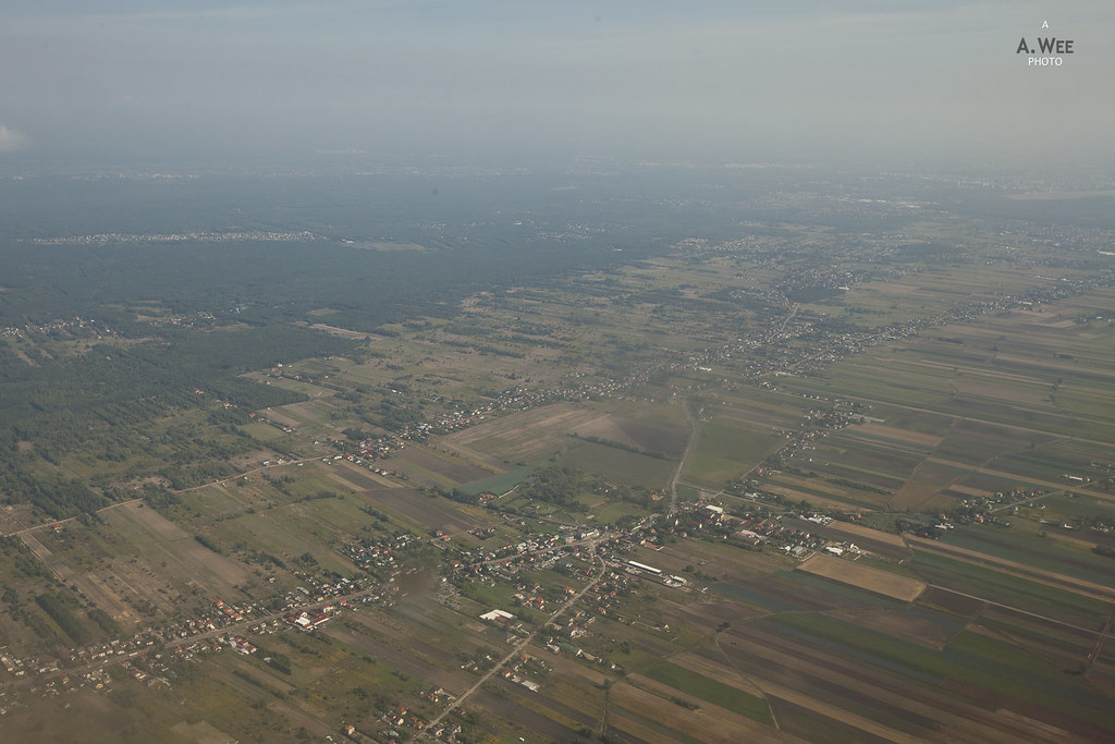 Farmlands of Poland