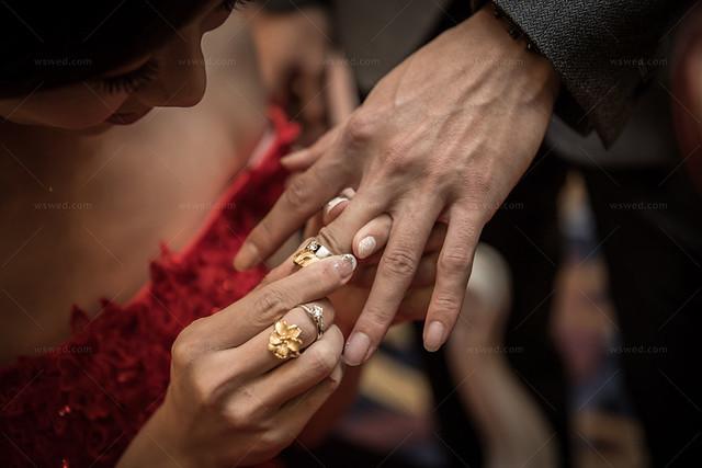 結婚金飾,結婚儀式,十二禮
