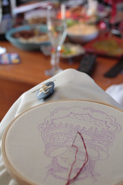 Midwinter Stitchathon