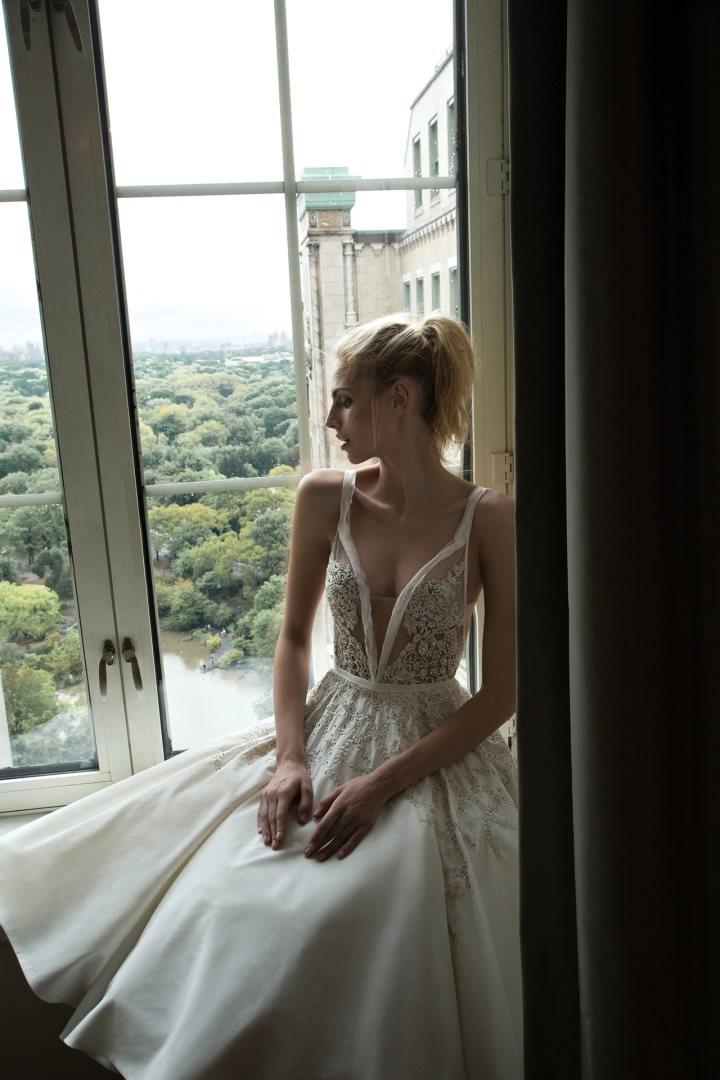 Inbal Dror 2016 Wedding Dresses - short wedding dress | itakeyou.co.uk #short #weddingdress